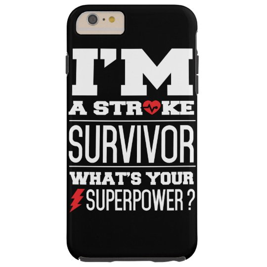 I'm A Stroke Survivor. What's Your Superpower? Tough