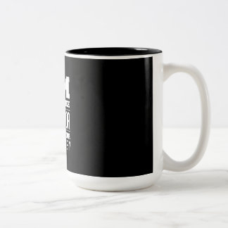 I'm A Stroke Survivor. What's Your Superpower? Two-Tone Coffee Mug