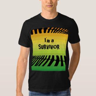 I'm A Survivor T-shirts