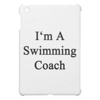 I'm A Swimming Coach iPad Mini Cover