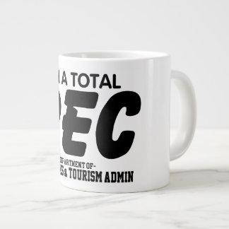 I'm A Total Rec Jumbo Mug
