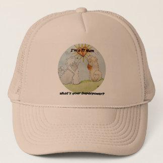 I'm A TT Mum ... What's Your Superpower? Trucker Hat