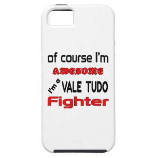 I'm a Vale Tudo Fighter iPhone 5 Cases