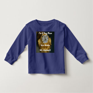 I'm A Very Mean, Wot Wohla... Toddler T-Shirt
