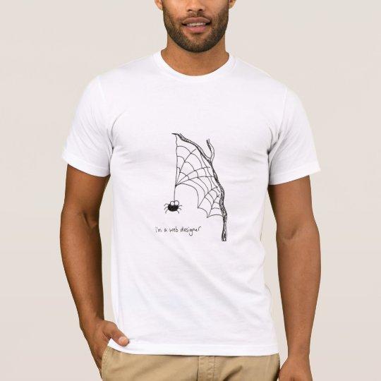I'm A Web Designer T-Shirt