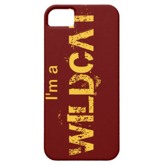 """i'm a WILDCAT"" iphone case iPhone 5 Covers"