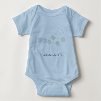 I'm a Wish Come True Baby Shirt