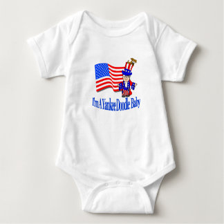 I'm A Yankee Doodle Baby T-shirt