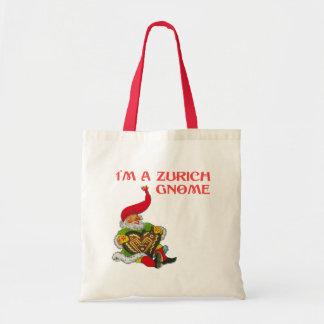 I'm a Zurich gnome Tote Bag