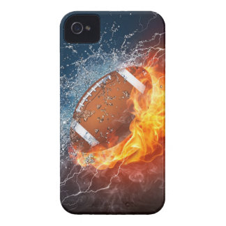I'M ALL ABOUT FOOTBALL Case-Mate iPhone 4 CASE