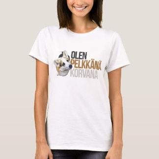 I'm All Ears [FIN] - Welsh Corgi T-Shirt