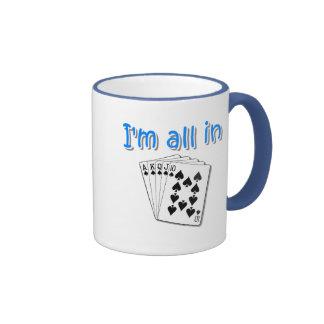 I'm All In Mug