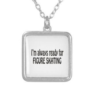 I'm always ready for Figure Skating. Pendants