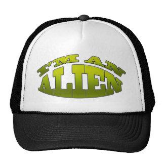 I'm An Alien Cap