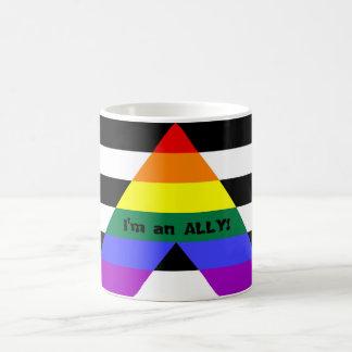 I'm an Ally! Coffee Mug
