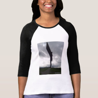 I'M AN ANGEL OF THE NORTH TEE SHIRT
