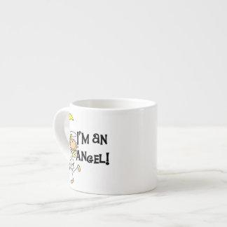 I'm an Angel T-shirts and Gifts Espresso Mug