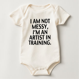 I'm an Artist in Training Bodysuit