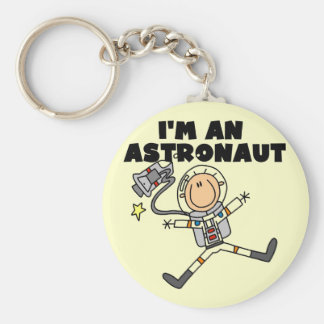 I'm an Astronaut Tshirts and Gifts Key Ring
