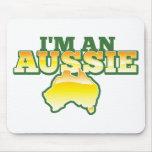 I'm an Aussie! Mousepads