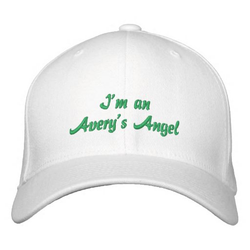 I'm an Avery's Angel Embroidered Baseball Cap