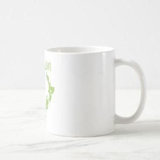 I'm an awesome KIWI MUM New Zealand Coffee Mug