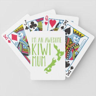 I'm an awesome KIWI MUM New Zealand Poker Deck