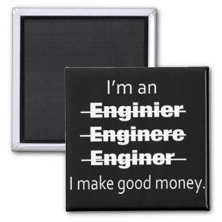 I'm an Engineer Magnet