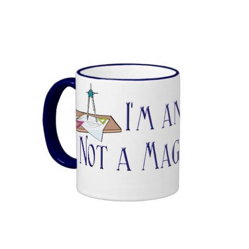 I'm an Engineer not a Magician Coffee Mug