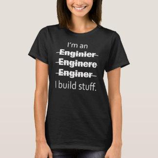 I'm an Engineer Women's T-shirt