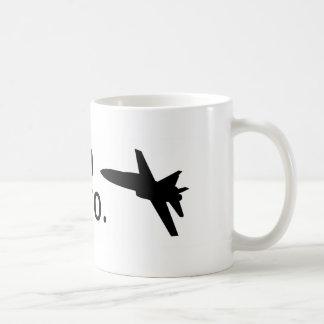 I'm an F-18, bro Coffee Mug