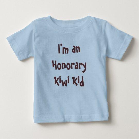 I'm an Honorary Kiwi Kid Baby T-Shirt