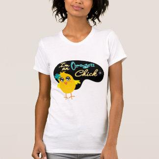 I'm an Oregon Chick Tee Shirts