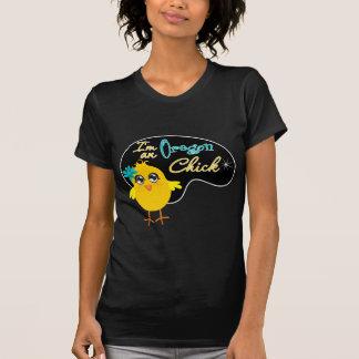 I'm an Oregon Chick T Shirt