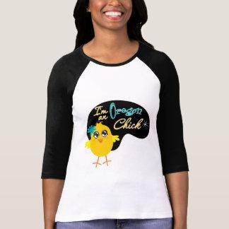 I'm an Oregon Chick T-shirt