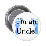 I'm an Uncle! Pinback Button