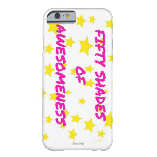 i'm awesome! barely there iPhone 6 case