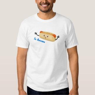 I'm Awesome (hotdog) T Shirt
