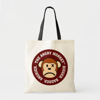 I'm back and now I'm bigger, badder, and angrier Budget Tote Bag
