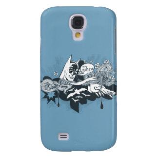 I'm Batman - Licorice Galaxy S4 Case