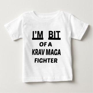I'm bit of a Krav Maga fighter Shirts
