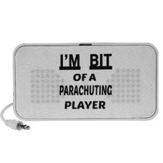 I'm Bit of a Parachuting player Mini Speakers