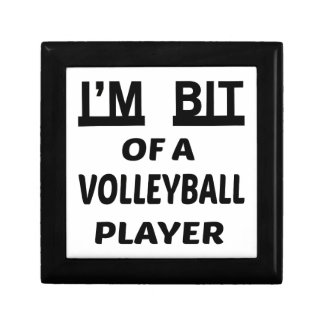 I'm Bit of a Volleyball player Gift Box