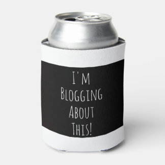 I'm Blogging About This! Can Cooler