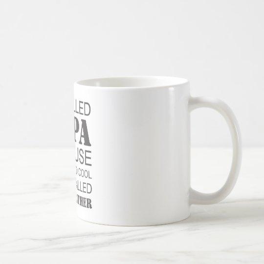 I'M CALLED PAPA COFFEE MUG
