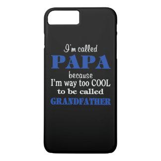 I'm Called PAPA iPhone 7 Plus Case