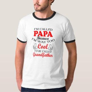 I'm called Papa Shirt