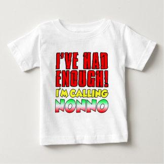 I'm Calling Nonno Tee Shirts