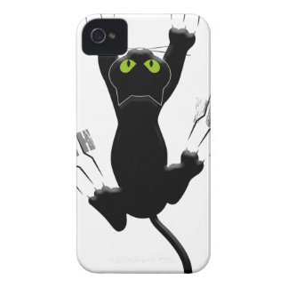 Im Coming With You Cat Kitten Funny Cute iPhone 4 Cases