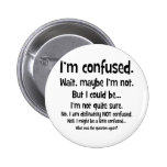 I'm confused... pinback buttons